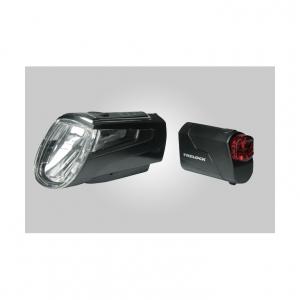 trelock ls 560 720 led battery light set i go control. Black Bedroom Furniture Sets. Home Design Ideas