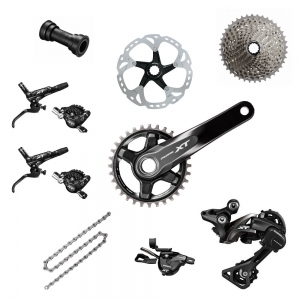 eaabf4e6c58 Shimano Deore XT M8000 groupset 1/11-speed mechanical 2016
