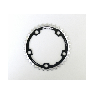 FSA SL-K ABS Super Road Chainring 36T//110mm BCD 10//11 Speed Road Black