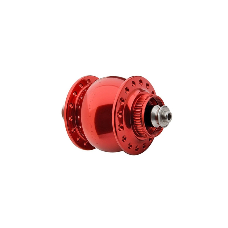 """32 Hole approved for 16-29/"""" Black Son 28 Disc Center Lock Hub Dynamo"""