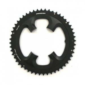 948111ee979 Stronglight Shimano FC-5800 chainring 7075 black 11-speed 110mm