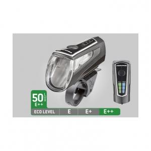 trelock ls 560 control led battery light i go black incl. Black Bedroom Furniture Sets. Home Design Ideas