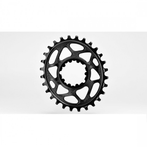 NEW Absolute black GXP Oval Direct Boost 148 28T chainring