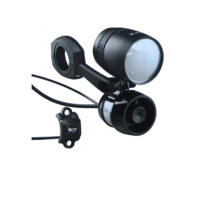 busch und m ller e bike signal horn black 2018 660ctu35pb. Black Bedroom Furniture Sets. Home Design Ideas