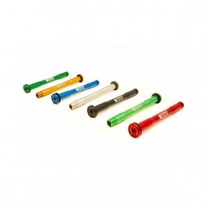 X-Lock X-E-thru 12 x 142 Black or red Thru Axle Carbon-Ti  Rear Axle