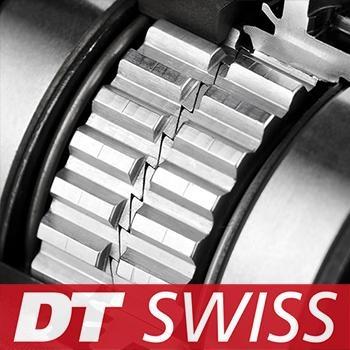 DT Swiss 350 Front Hub 32h 15mm Thru Axle Center Lock Disc