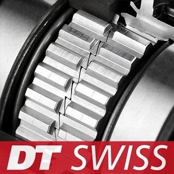 Center Lock Disc DT Swiss 350 Rear Hub: 24h 12x142mm Thru Axle 11- speed Road