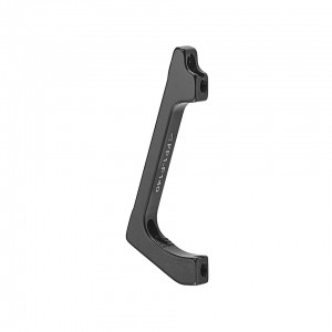 NEW Trp Flat TO Post Disc Adapter Front 160mm Flat Post Black