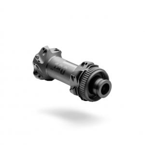 DT Swiss 240 Straight Pull front 24 hole 15 x 100 mm thru-axle Centre-Lock Black