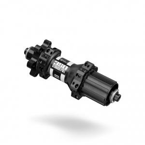 Black DT Swiss Front DT 350S ST-Pull RD Hub 24 x 100 x 5mm